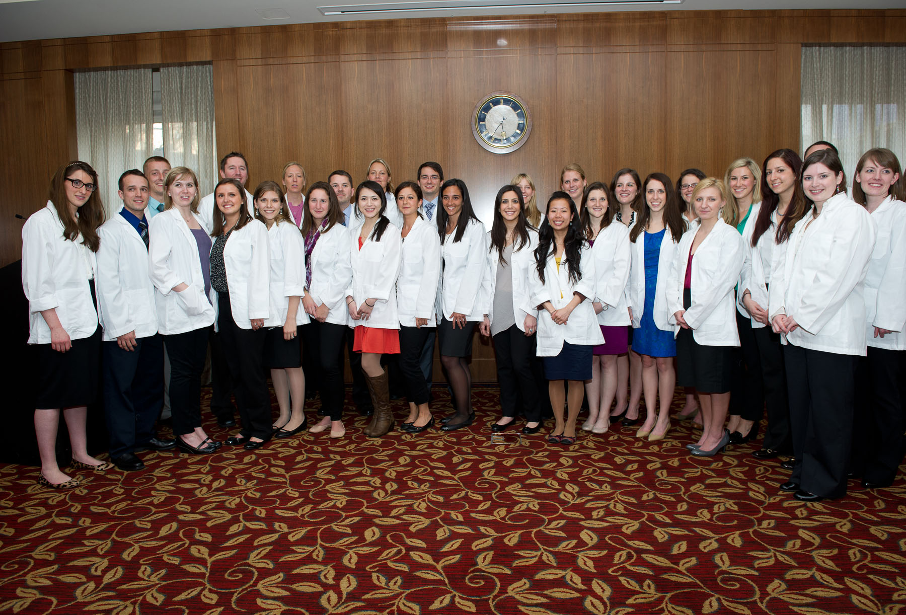 Weill Cornell Wel es New Class of Physician Assistant Students