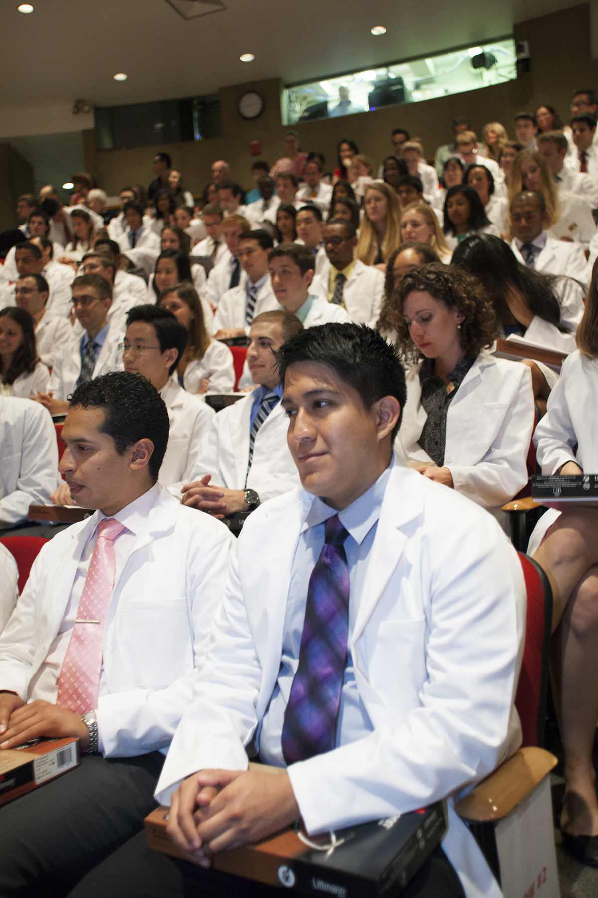 Medical School's Essential Wardrobe Item: Short White Coat ...