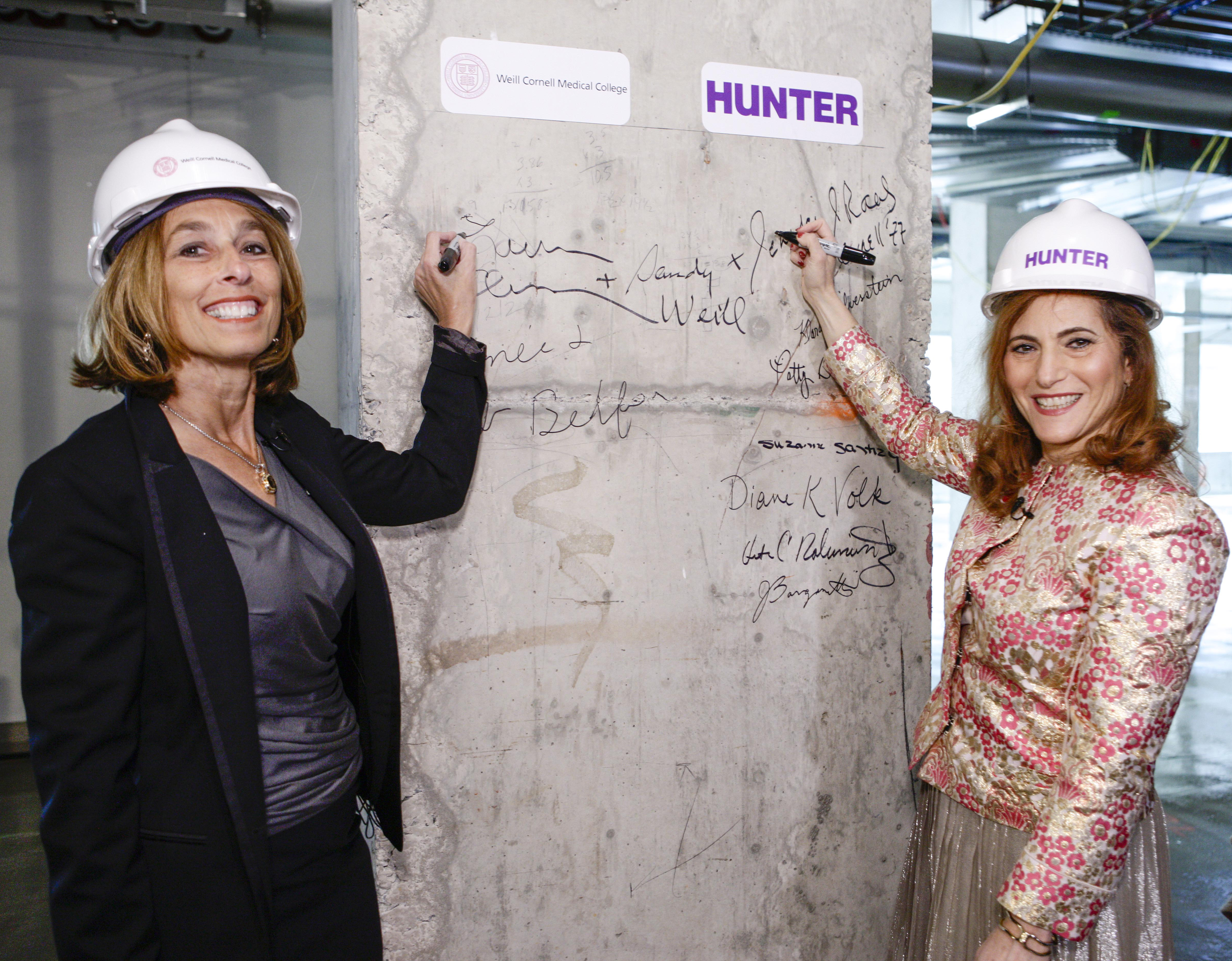 College hunter physical therapy - Hunter Researchers To Collaborate In New Cutting Edge Weill Cornell Medical College Belfer Research Building On East Side