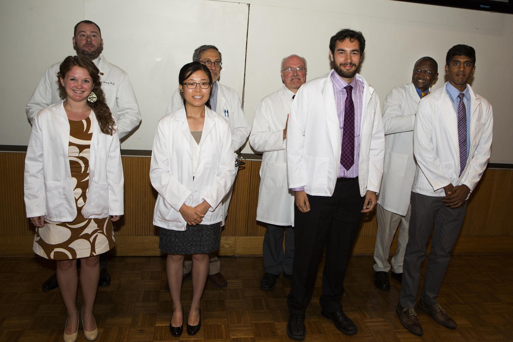 White Coat Ceremony Kicks Off Students' Careers in Medicine ...