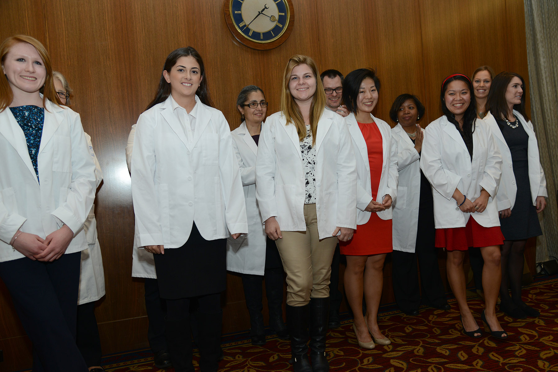 white coat ceremony | Newsroom