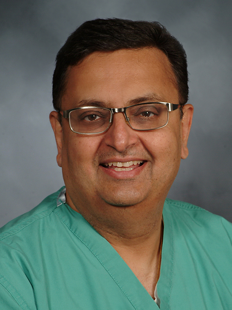 Ashutosh Kacker, M.D.,B.S.