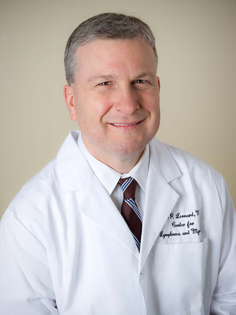 John P. Leonard, MD