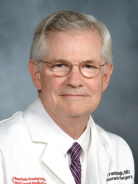 Robert F. Tranbaugh, MD