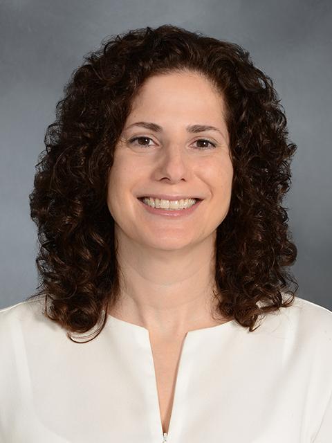 Elizabeth M. Hecht, M.D.