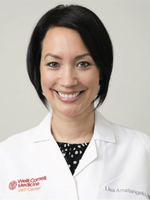 Lisa Amatangelo, MD, RVT, FACPh