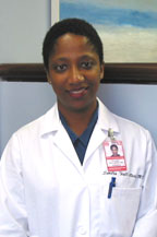 Sandra Hall-Ross, M.D.